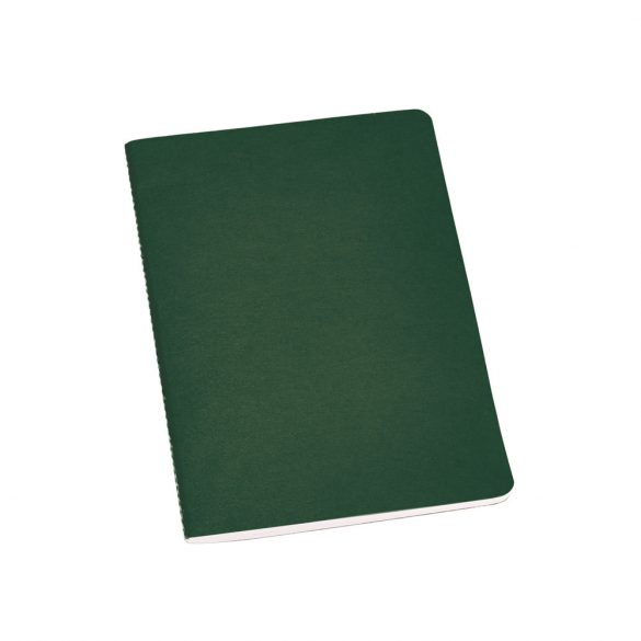 Notepad, Recycled cardboard, Green