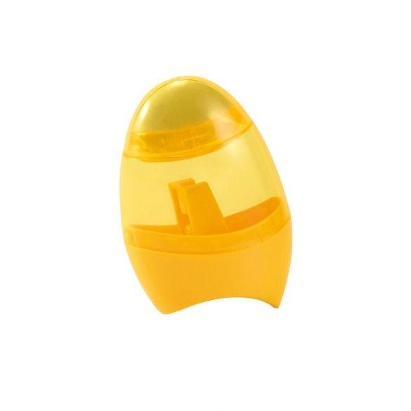 Pencil sharpener, PS, Yellow