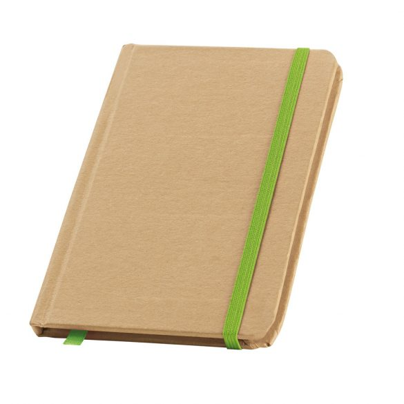 Notepad, Cardboard, Light green