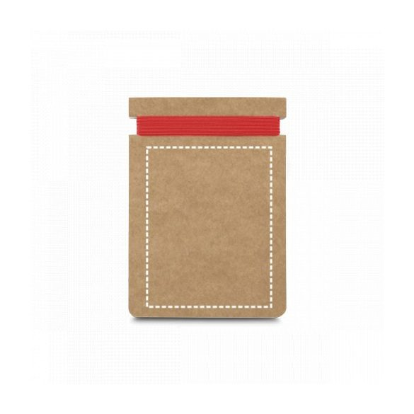 WILDE. Notepad, Cardboard, Light blue