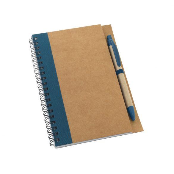Notepad, Kraft paper, Blue