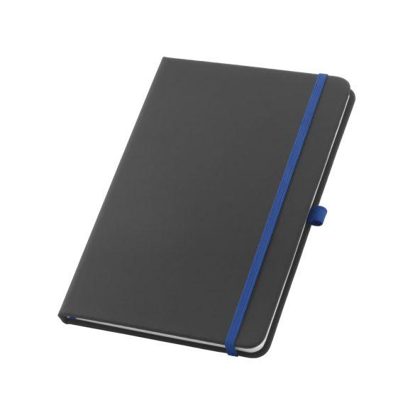 Notepad, Imitation leather, Royal blue