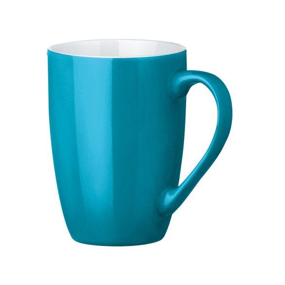 Mug, Ceramic, Turquoise