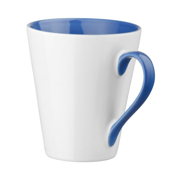 Cana 350 ml, Everestus, 20FEB0781, Ceramica, Albastru