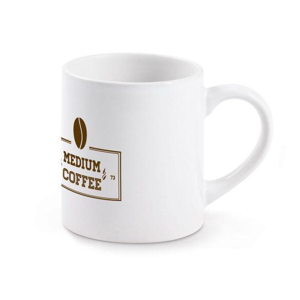 Mug, Ceramic, White