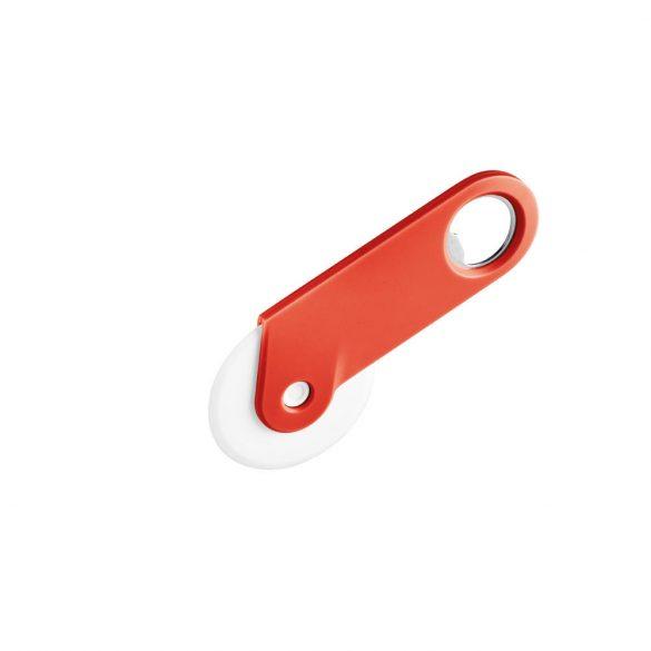 Pizza cutter, Red