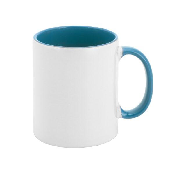 Mug, Ceramic, Light blue