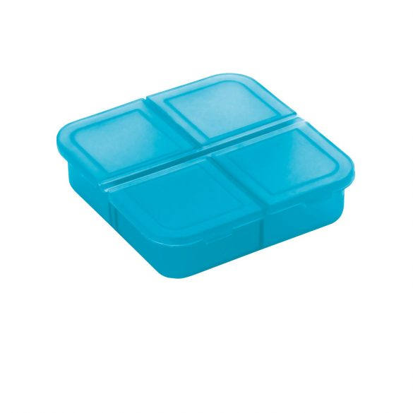 Pill box, Light blue