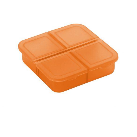 Pill box, Orange