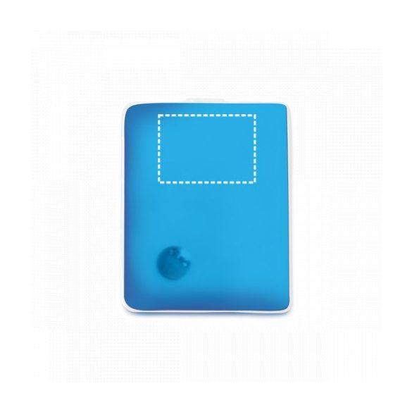 Heat pouch, PVC, Blue