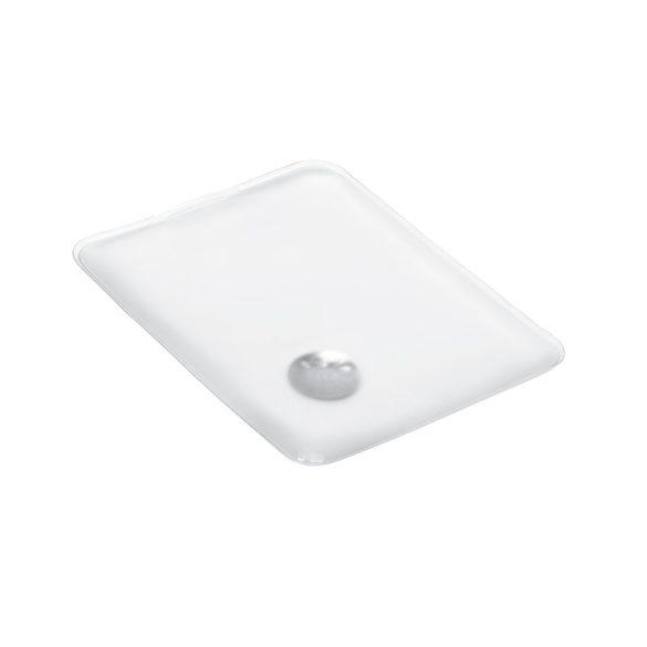 Heat pouch, PVC, White