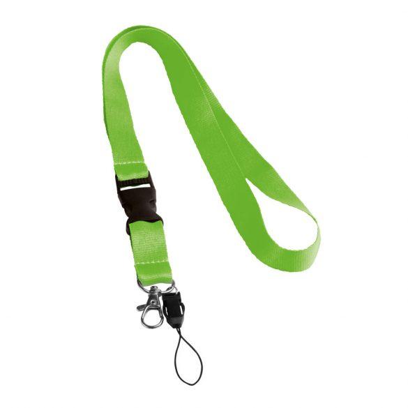 Lanyard, Polyester, Light green
