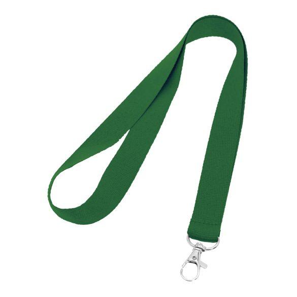 Lanyard, Polyester, Green