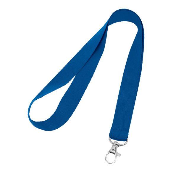 Lanyard, Polyester, Royal blue