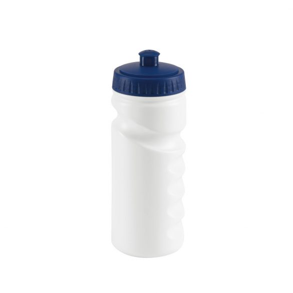 Sports bottle, HDPE, Blue