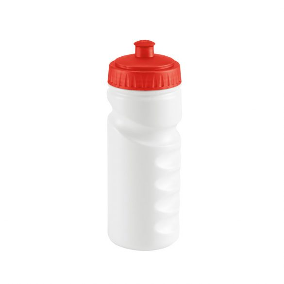 Sports bottle, HDPE, Red