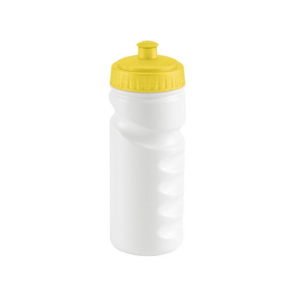 Sports bottle, HDPE, Yellow