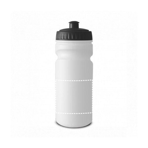 Sports bottle, HDPE, Grey