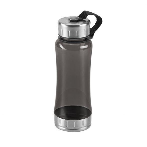 Sticla de apa 600 ml, Everestus, 20IAN1455, Negru, Otel