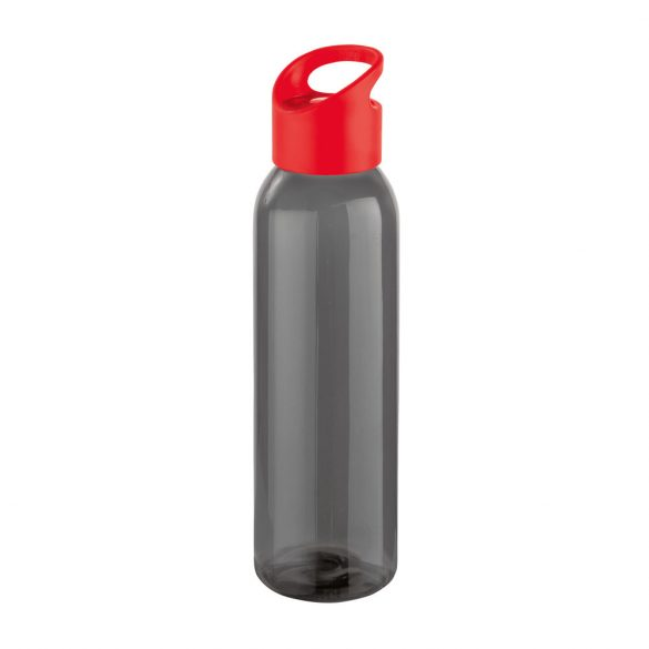 Sports bottle, PP and PS, Red