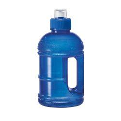 Bidon apa sport 1250 ml, Everestus, SB01, plastic, albastru