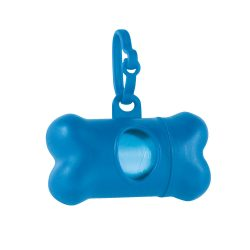 Bag dispenser, PP, Blue