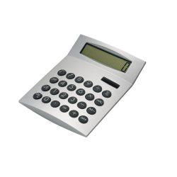 Calculator de birou cu 8 cifre, Everestus, 20IAN1186, Argintiu, Plastic