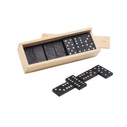 Dominoes game, no colour
