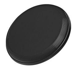 Frisbee cu diametru 21 cm, Everestus, 20FEB0914, Polipropilena, Negru