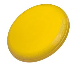 Frisbee, PP, Yellow