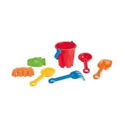 Beach bucket, PP, Red