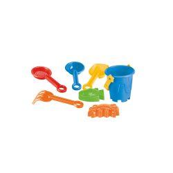 Beach bucket, PP, Light blue