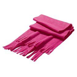 Scarf, Polar fleece: 200 g/m², Pink