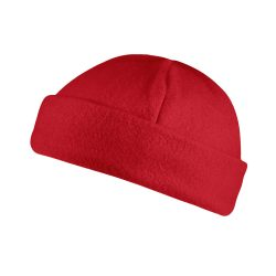 Beanie, Polar fleece: 220 g/m², Red