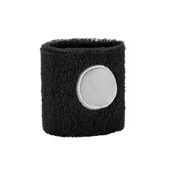 Wrist band, Polyester, Black