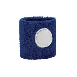 Wrist band, Polyester, Blue