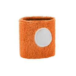 Wrist band, Polyester, Orange