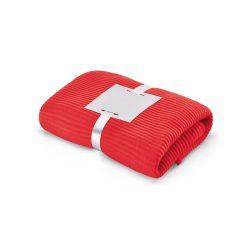 Patura din lana polar 160x140 cm, Everestus, BT02, 250 grame/mp, rosu