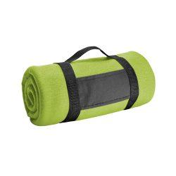Patura de picnic din lana 150x120 cm, Everestus, BTS04, verde deschis