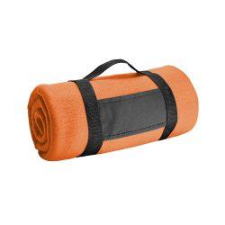 Patura de picnic din lana 150x120 cm, Everestus, BTS05, portocaliu