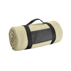 Patura de picnic din lana 150x120 cm, Everestus, BTS01, bej