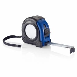 Ruleta 5 m/19 mm, Everestus, KV, Everestus, abs, otel carbon, albastru