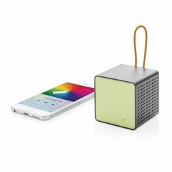 Boxa wireless 3W, XD, VE, aluminiu, verde