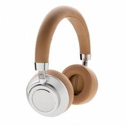 Aria Wireless Comfort Headphones, brown ABS brown