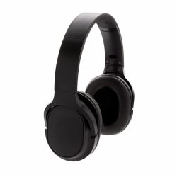 Elite Foldable wireless headphone, black ABS black