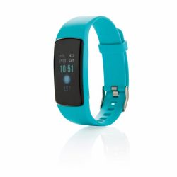 Stay Fit with heart rate monitor, turquoise TPE Turquoise