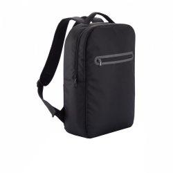 Rucsac Laptop cu compartiment aditional pentru tableta, pvc free, Everestus, LD, poliester 300D, negru