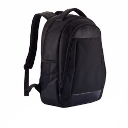 Rucsac Laptop 15.6 inch captusit, pvc free, Everestus, BM, poliester 600D, pu, negru