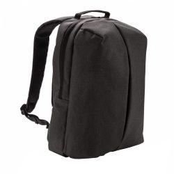 Rucsac Laptop 15 inch, stil sport&office, curele ajustabile, Everestus, ST, tpe, poliester 600D, negru, sac si eticheta incluse