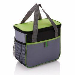Geanta termoizolanta pentru picnic, Everestus, CR, poliester 210D, pe, verde